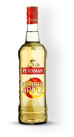 Peterman authentic apple jenever